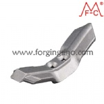 Forged Cultivator Shank teeth