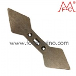 Forged Cultivator point1-Boron steel