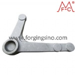 Forged Bus control arm