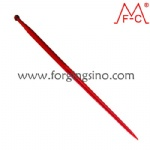 Forged hay bale spears 1100x36 V profile