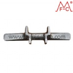 forged metal bar